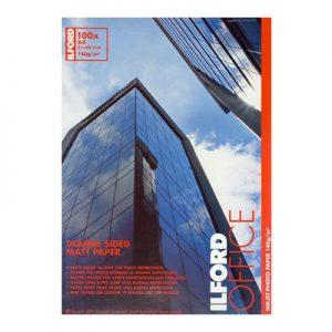 کاغذ ایلفورد ILFORD Double Sided Matt