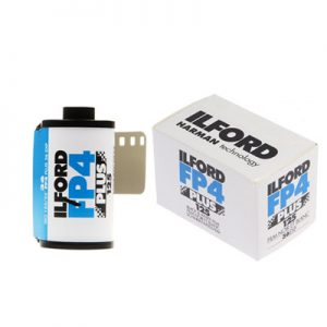 فیلم ایلفورد ILFORD FP4 Plus