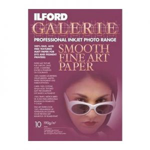 کاغذ ایلفورد ILFORD Smooth Fine Art