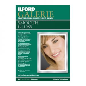 کاغذ ایلفورد ILFORD Smooth Gloss