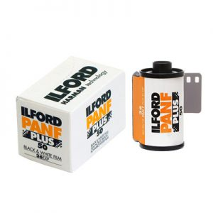 فیلم ایلفورد ILFORD PanF 50 Plus