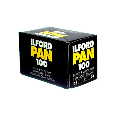 فیلم ایلفورد ILFORD PAN 100