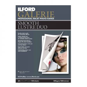 کاغذ ایلفورد ILFORD Smooth Luster Duo
