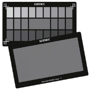 سکونیک SEKONIC Exposure Profile Target II