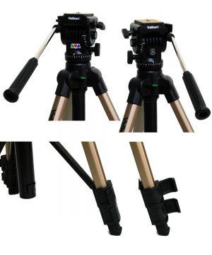 سه پایه دوربین CX-686